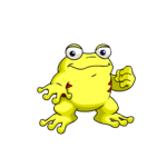 yellow quiggle