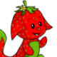 Strawberry Kacheek