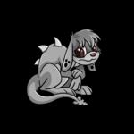 Grey zafara