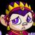Sad Female Royalgirl Mynci