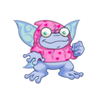 Pink Quiggle Hoodie
