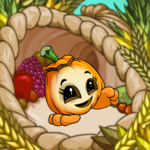 Cornucopia Background