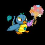 Flower Handheld Plushie