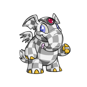 Checkered Elephante