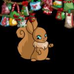 Holiday Gift Bag Garland