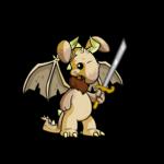 Blumaroo General Sword