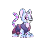 Kougra Altador Heroine Dress