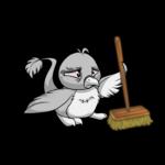 Pteri Washerwoman Mop