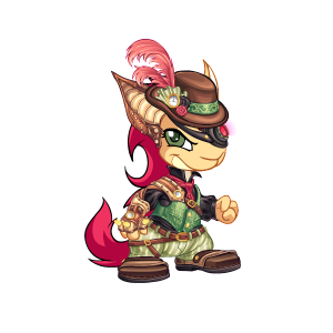 Female Steampunk Kyrii