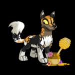 MiniMME7-B1: Honey Dip Staff