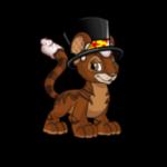 Kougra Noil Tamer Hat