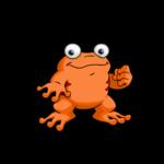 orange quiggle