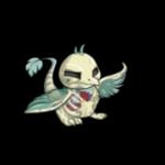 transparent pteri