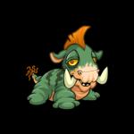 Neopet Moehog Mutante