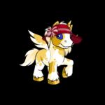 Holiday Ribbon Hat