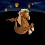 Shenkuu Lantern Sky Garland