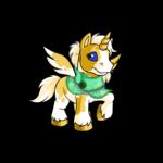 Queen of Green Caplet