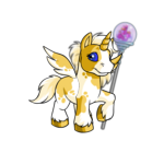 Mystical Staff of Neopia