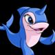 Blue Flotsam