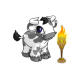 Altador Cup V Competition Torch