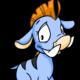 Blue Moehog