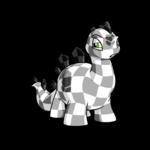 checkered chomby