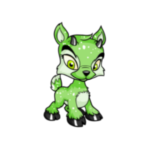 speckled ixi