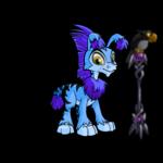 Dark Minion Staff