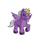 purple uni