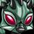 Angry Female Robot Ixi