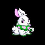 green cybunny