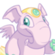Pastel Elephante
