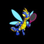 Buzz Tennis Racquet