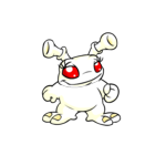 white grundo