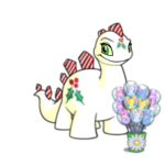 Snowbunny Lollypop Bouquet