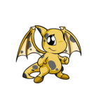 spotted shoyru