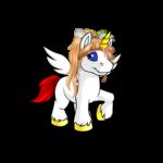 Wispy Holiday Ponytail