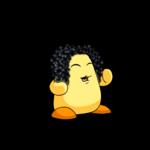 Dark Wavy Hair Wig