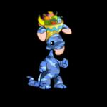 Colourful Blumaroo Dancer Hat