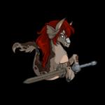 Sturdy Peophin Sword