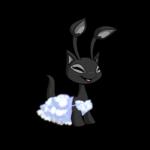 Fluffy Cloud Dress